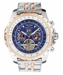 Урожай Breitling Bentley Mulliner Tourbillon BR-1331 AAA Часы [K6H2]