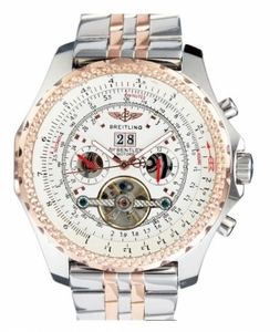 Урожай Breitling Bentley Mulliner Tourbillon BR-1329 AAA Часы [E8W6]