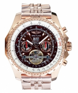 Урожай Breitling Bentley Mulliner Tourbillon BR-1300 AAA Часы [B1K5]